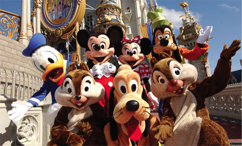 Win a Disney Adventure for 4 and more