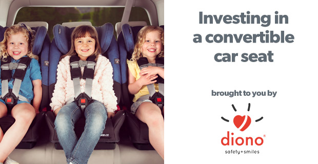 Investing in a convertible car seat
