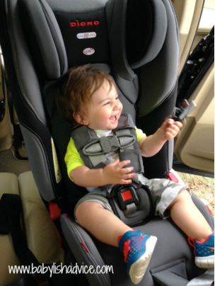 The Only Car Seat You Will Ever Need