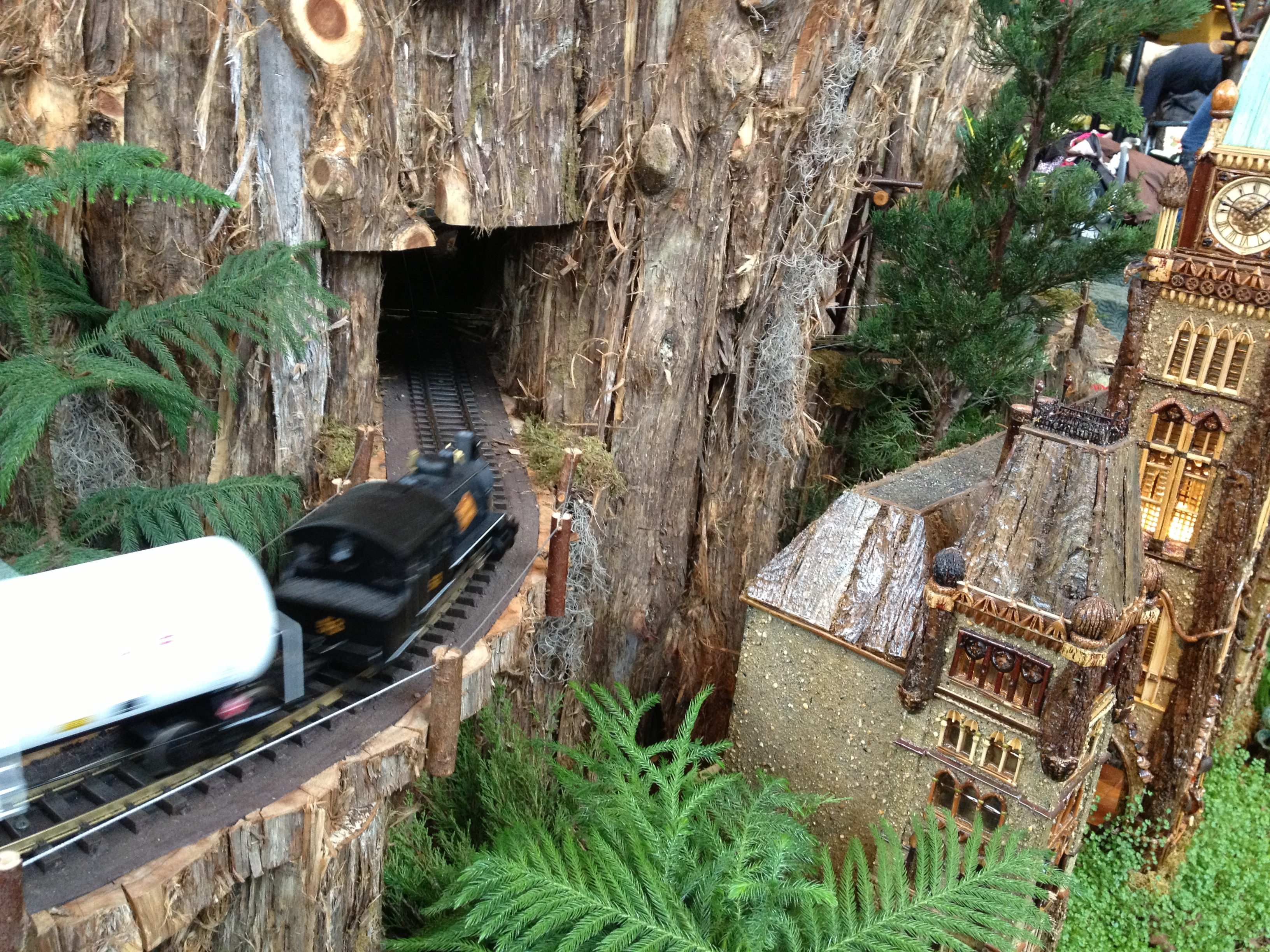 The RBG Train Show Is On Now Until January 6, 2013. Check It Out With Your  Family Over The Holidays, You Wonu0027t Be Disappointed.