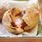 Deep-fried Easter Creme Eggs