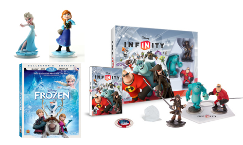 Contest: Win a Disney Frozen Infinety prize pack - Your ...