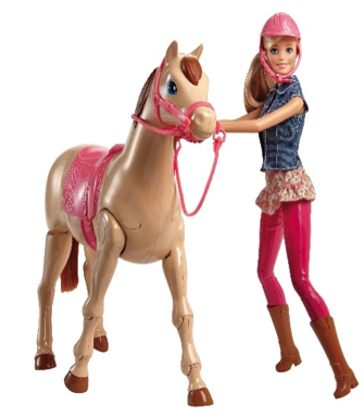 barbie saddle and ride instructions