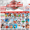 YTV's Merry6Mas Lineup for December 2015