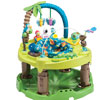 Life in the Amazon Exersaucer by Evenflo