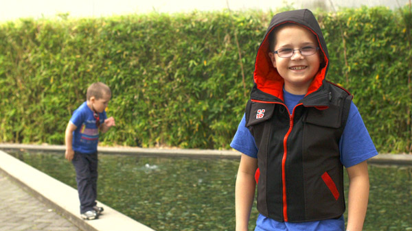 New Inflatable Vest Hopes To Be A Lifesaver For Families