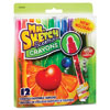 Mr. Sketch Twistable Scented Crayons