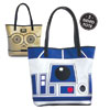 Loungefly Two-Sided C3PO/R2D2 Tote