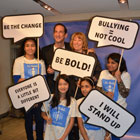 Sign a social media pledge to stop bullying
