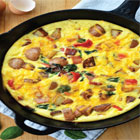 Basic frittata