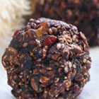 No-bake Power Balls