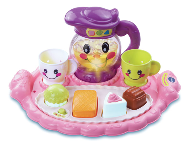 Learn & Discover Pretty Party Playset (Vtech)