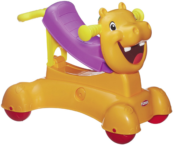 Rock, Ride 'n Stride Hippo (Playskool)
