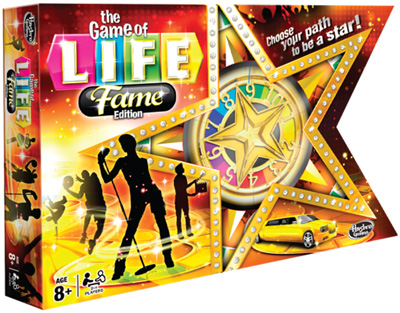 Checkered game of life – the big game hunter.