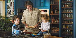 Michael Smith And His Partner Share Their Recipe To Parenting Success
