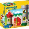 Playmobil My First 1-2-3 Knight's Castle