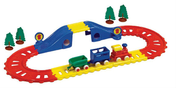 Train set for toddlers review