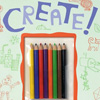 Create!: A Sketchbook and Journal, by Katherine Revoir