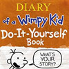 Diary of a Wimpy Kid Do-It-Yourself Book, by Jeff Kinney