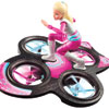 Barbie Star Light Adventure Flying RC Hover board