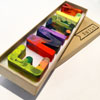 Art 2 the Extreme Custom Name Original Rainbow Crayon Set