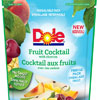Dole Resealable Fruit Pouches