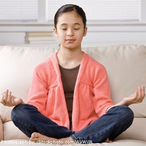 A-School - Mindfulness for Parents and Children - Magazine cover