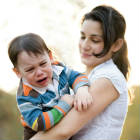 What to do when your children prefer their caregiver