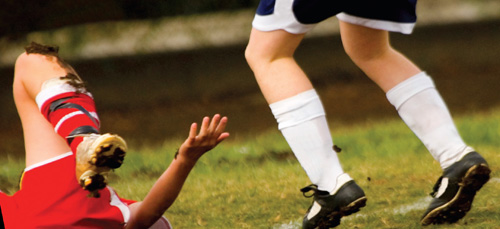 Preventing Your Child's Injury in Competitive Sports