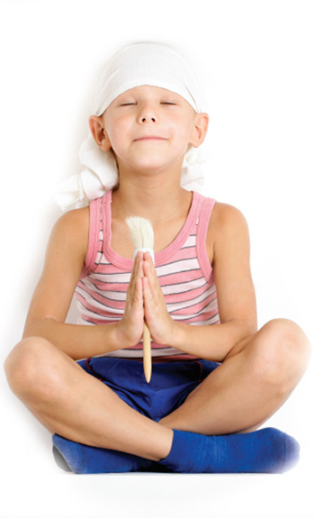 Be Flexible: Yoga Isn't Just For Parents