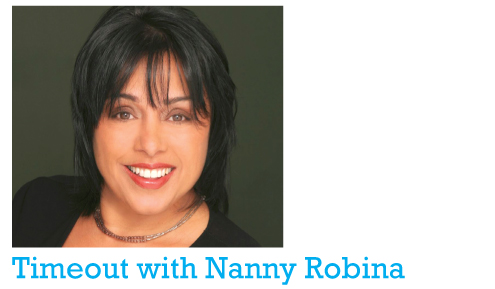Time Out With Nanny Robina