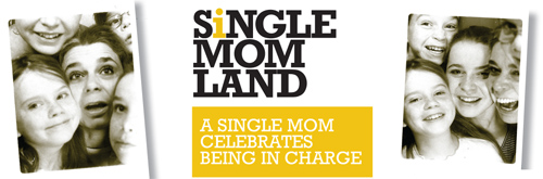 A Single Mom Celebrates Being in Charge